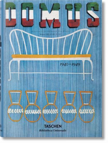domus 1940s (Hardback)