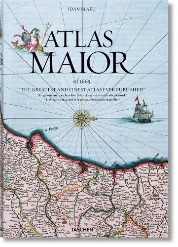 Blaeu: Atlas Maior (Hardback)