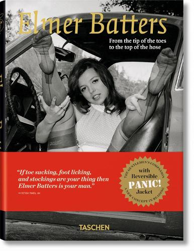 Elmer Batters. From the tip of the toes to the top of the hose (Hardback)