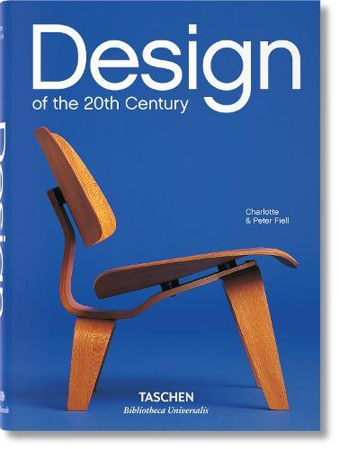Design of the 20th Century - Bibliotheca Universalis (Hardback)