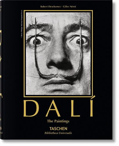 Dali. The Paintings (Hardback)