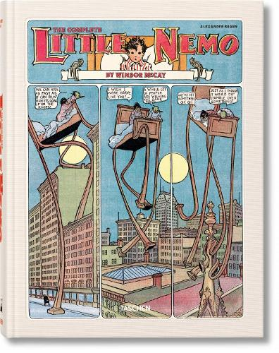 Winsor McCay: The Complete Little Nemo (Hardback)