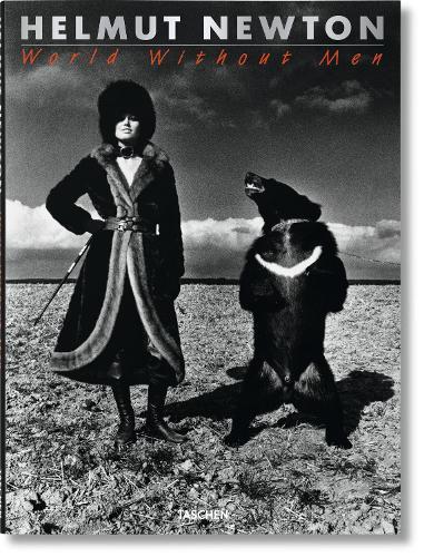 Helmut Newton. World without Men (Hardback)