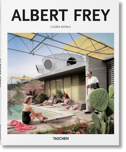 Albert Frey (Hardback)