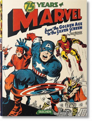 75 Years of Marvel Comics (Hardback)