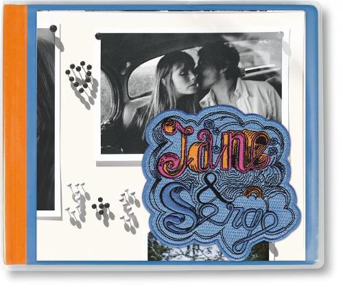 Jane & Serge. A Family Album (Book)