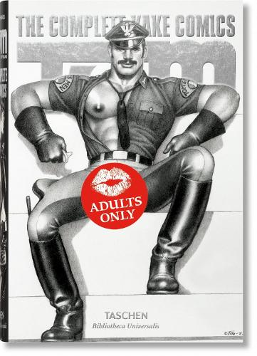 Tom of Finland. The Complete Kake Comics (Hardback)