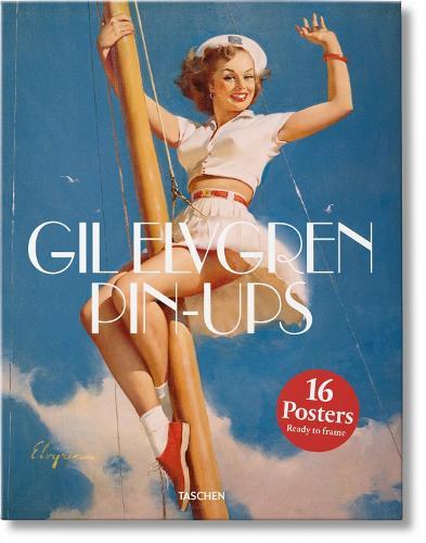 Pin-Ups. Gil Elvgren. Poster Set