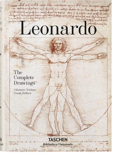Leonardo Da Vinci. The Graphic Work (Hardback)