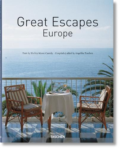 Great Escapes Europe. Updated Edition (Hardback)
