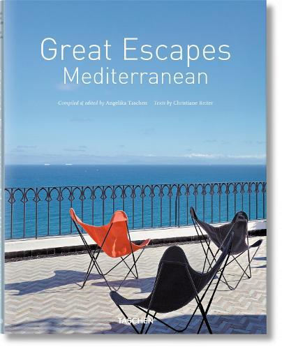 Great Escapes Mediterranean. Updated Edition (Hardback)