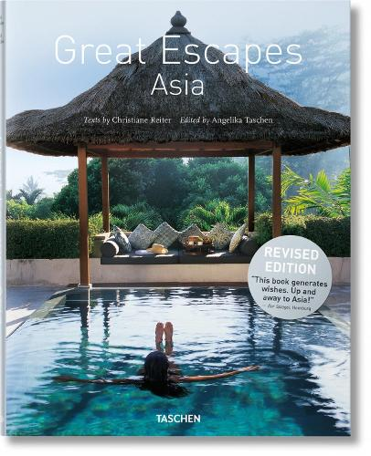 Great Escapes Asia. Updated Edition (Hardback)