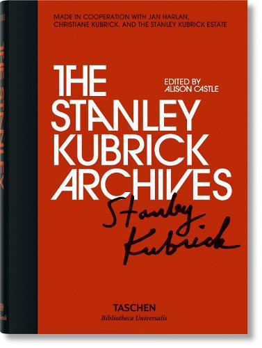 The Archives Bibliotheca Stanley Kubrick Universalishardback VpqzMGLSU