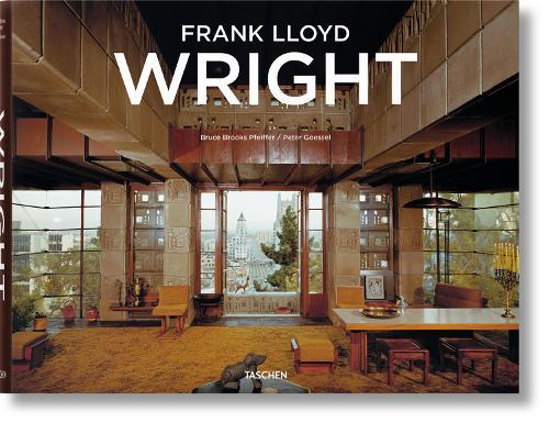 Frank Lloyd Wright (Hardback)