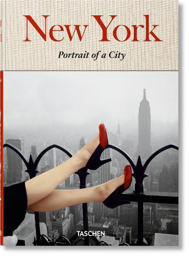 New York. Portrait of a City (Hardback)