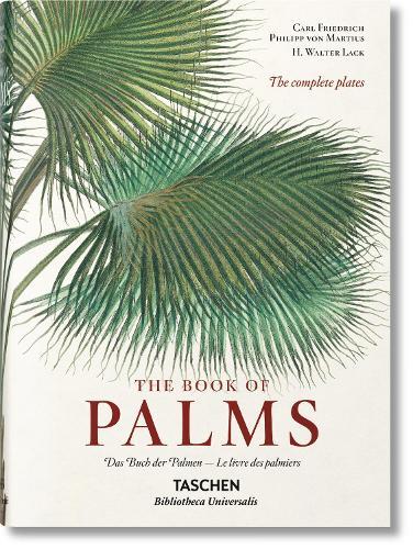 von Martius. The Book of Palms - Bibliotheca Universalis (Hardback)