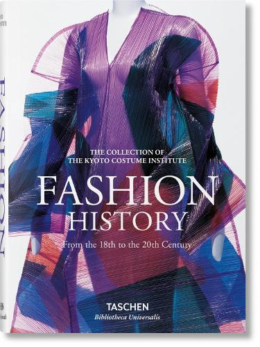 Fashion. A History from the 18th to the 20th Century (Hardback)