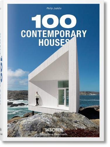 100 Contemporary Houses - Bibliotheca Universalis (Hardback)