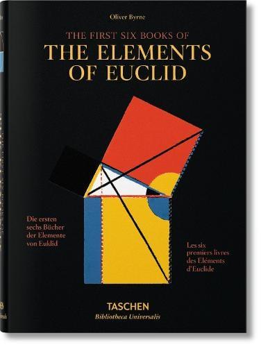 Byrne. Six Books of Euclid (Hardback)