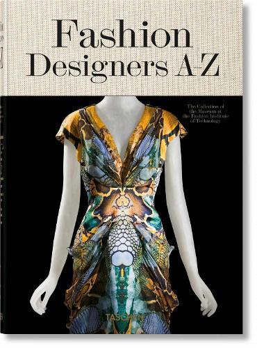 Fashion Designers A-Z (Hardback)