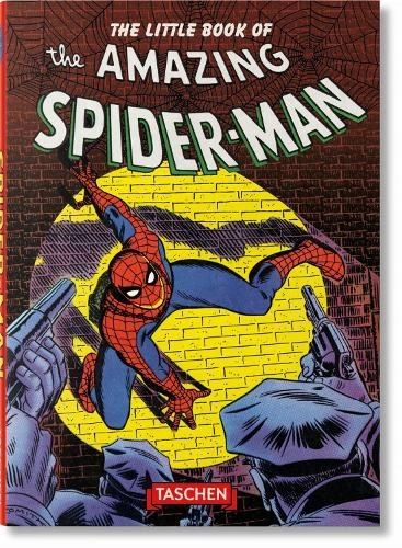 The Little Book of Spider-Man (Paperback)