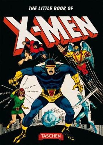 The Little Book of X-Men (Paperback)