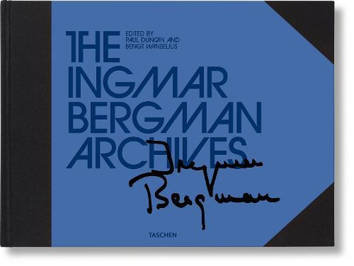 The Ingmar Bergman Archives (Hardback)