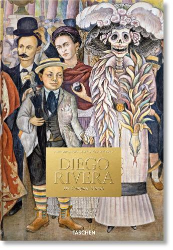 Diego Rivera. The Complete Murals (Hardback)