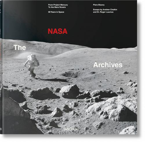 The NASA Archives: 60 Years in Space (Hardback)