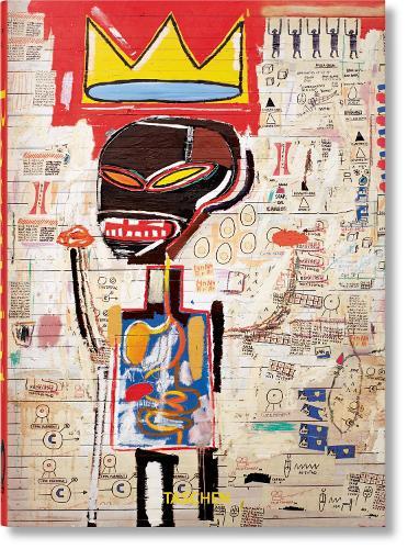 Jean-Michel Basquiat. 40th Anniversary Edition (Hardback)