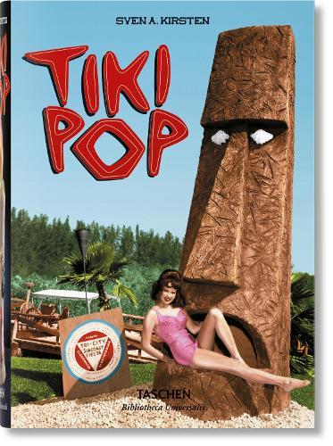 Tiki Pop - Bibliotheca Universalis (Hardback)