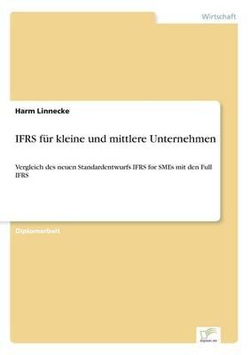 Ifrs Fur Kleine Und Mittlere Unternehmen (Paperback)