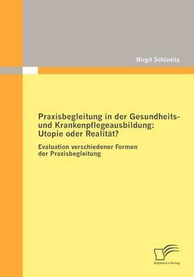 Praxisbegleitung in Der Gesundheits- Und Krankenpflegeausbildung: Utopie Oder Realit T? (Paperback)