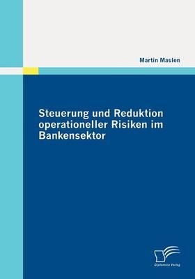 Steuerung Und Reduktion Operationeller Risiken Im Bankensektor (Paperback)