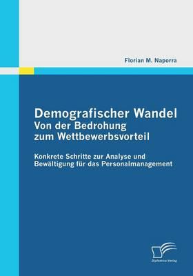 Demografischer Wandel: Von Der Bedrohung Zum Wettbewerbsvorteil (Paperback)