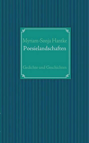 Poesielandschaften (Paperback)