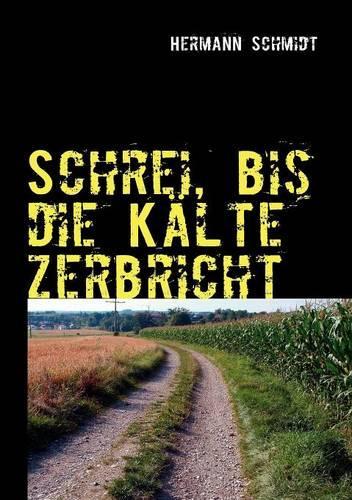 Schrei, Bis Die K Lte Zerbricht (Paperback)