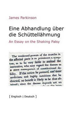 Eine Abhandlung Uber Die Schuttellahmung (Paperback)
