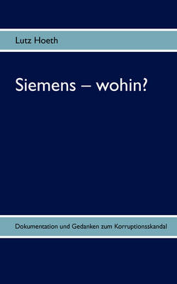Siemens - Wohin? (Paperback)