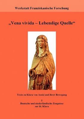 """Vena vivida - Lebendige Quelle"" (Paperback)"