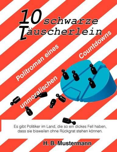 10 schwarze Tauscherlein (Paperback)
