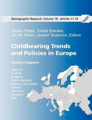 Childbearing Trends and Policies in Europe, Book II (Paperback)