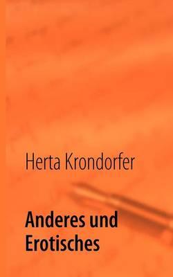 Anderes Und Erotisches (Paperback)