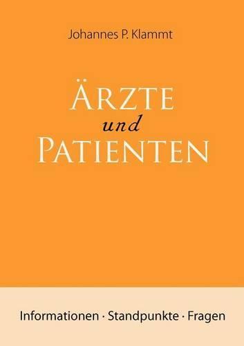 Rzte Und Patienten (Paperback)
