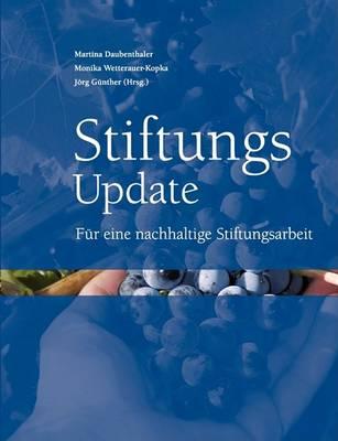Stiftungs-Update (Paperback)
