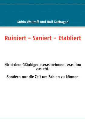 Ruiniert - Saniert - Etabliert (Paperback)