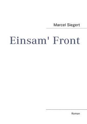Einsam' Front (Paperback)