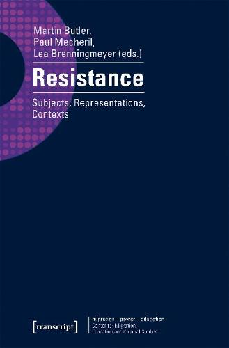 Resistance: Subjects, Representations, Contexts (Paperback)