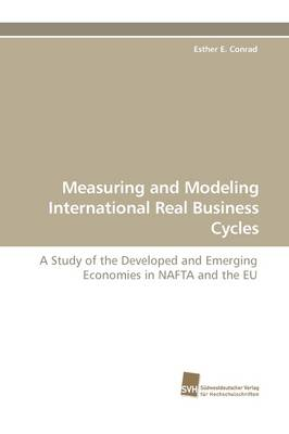 Measuring and Modeling International Real Business Cycles (Paperback)