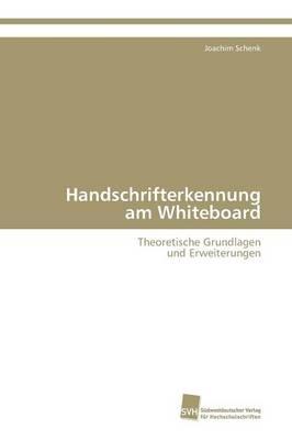 Handschrifterkennung Am Whiteboard (Paperback)